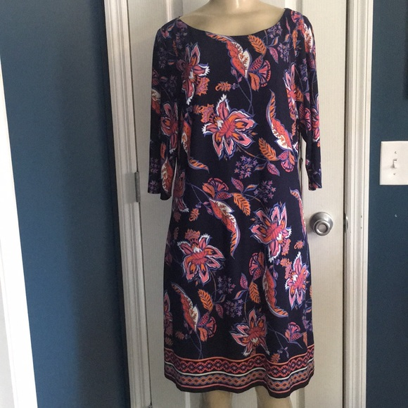 Vince Camuto Dresses & Skirts - NWT Vince Camuto print dress sz 14